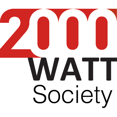 2000 Watt Society Logo