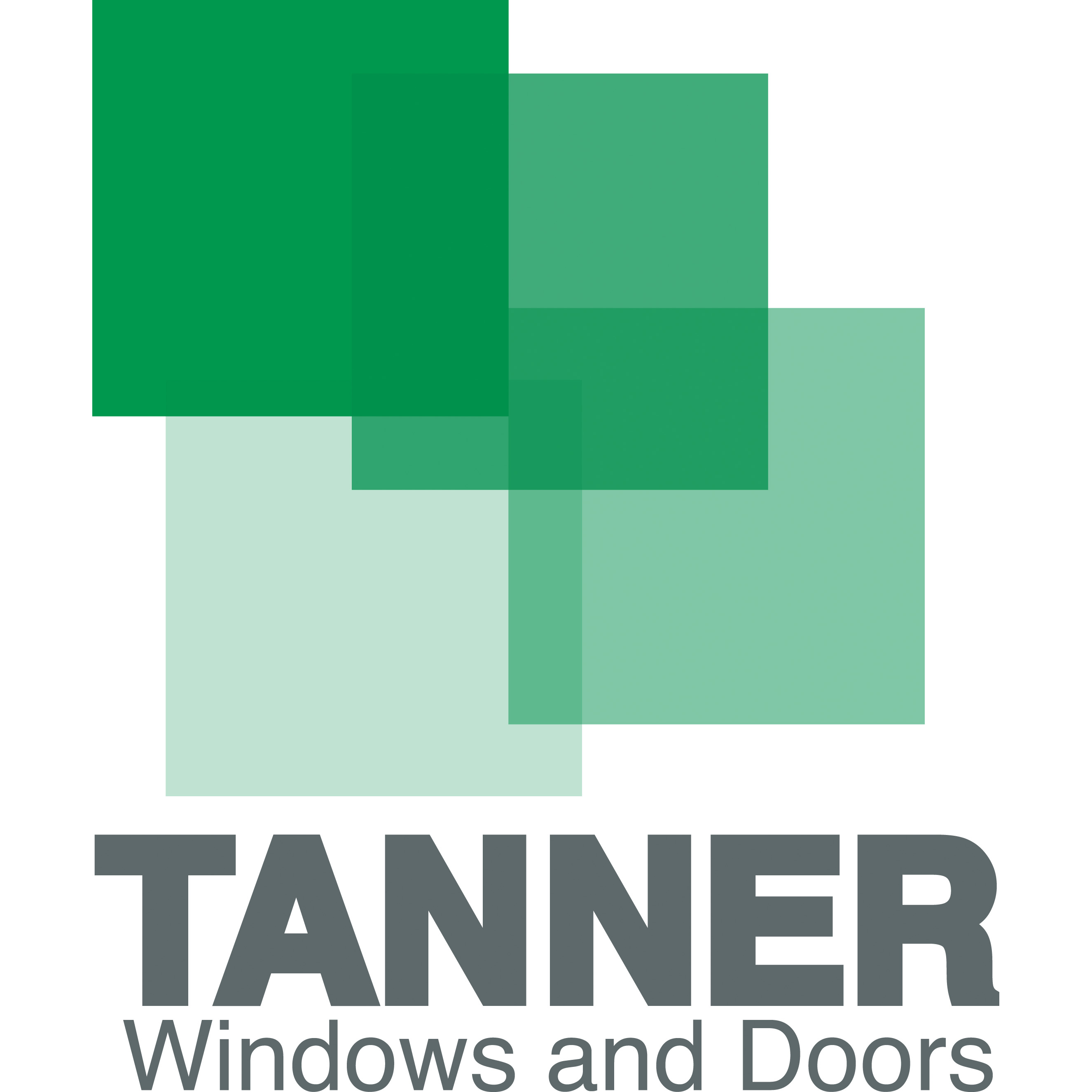 Tanner Windows and Doors Logo